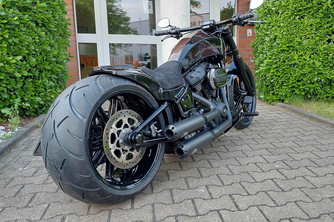 Harley-Davidson Umbauten