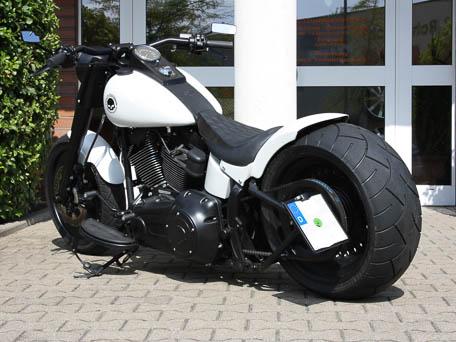 Umbau Harley-Davidson Fat Boy S